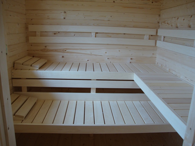 Vakantiehuis met jacuzzi en sauna for Huisje met sauna en jacuzzi 2 personen